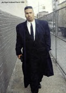 young big pun