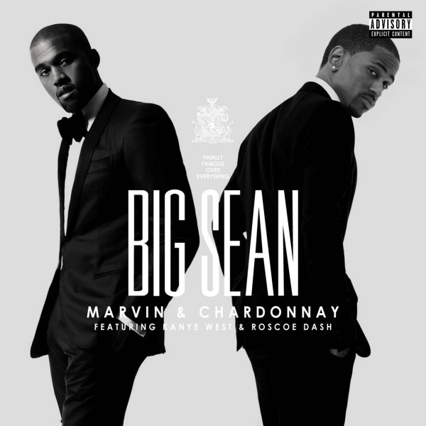 """Official """"Marvin & Chardonnay"""" Single Cover. This Song Is Hot And SO Is The Album Go Purchase Now!    http://itunes.apple.com/us/album/finally-famous-deluxe-edition/id444958834"""