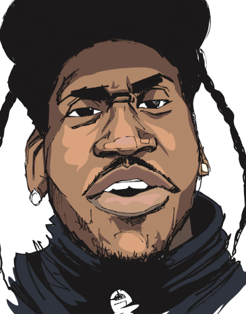willprinceart :      No weapon formed against me shall prosper. Hakunamatata. Feet up, sippin' java!      Pusha T!