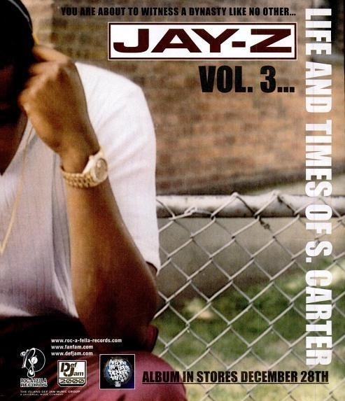 Most slept on Jay-Z album?