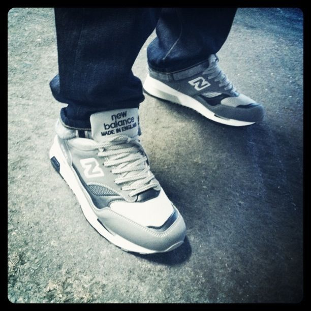1990now :     Today I'm rocking… New Balance 1500UKG     Check out thetongue though.