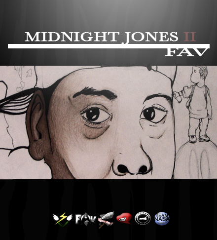 MIDNIGHT JONES II SINGLE ART BY FAV   PART ONE:  http://twiturm.com/profile/SupaDupaFAV