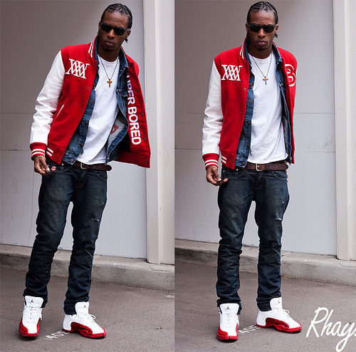 clkhalifa: Rhay♥ #SWAG CRISPY FIT AND I'VE SEEN THIS JACKET BEFORE AND MAN I WANT IT. APPRECIATE AND SPREAD WORD…