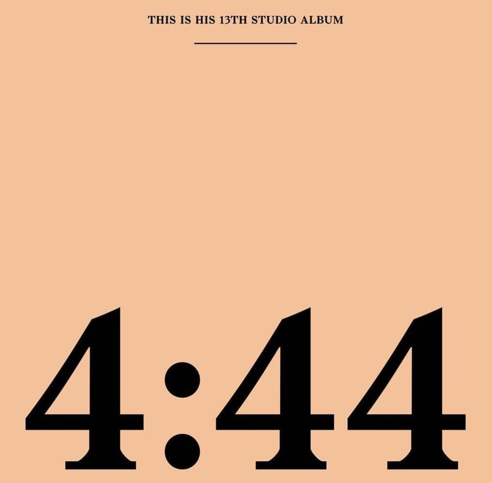 JAY-Z's 13th studio album 4:44 exclusively available on TIDAL , stream here 👉🏾 https://tidal.com/album/75413011