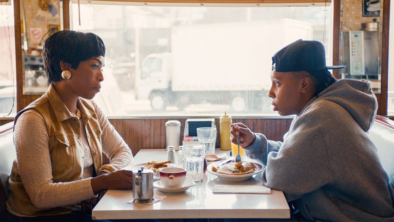"Check out ""Master of None"" on Netflix Season 2 Episode 8 ""Thanksgiving""  - Primetime Emmy Award for Outstanding Writing for a Comedy Series-   https://www.netflix.com/title/80049714?s=i&trkid=13752289"