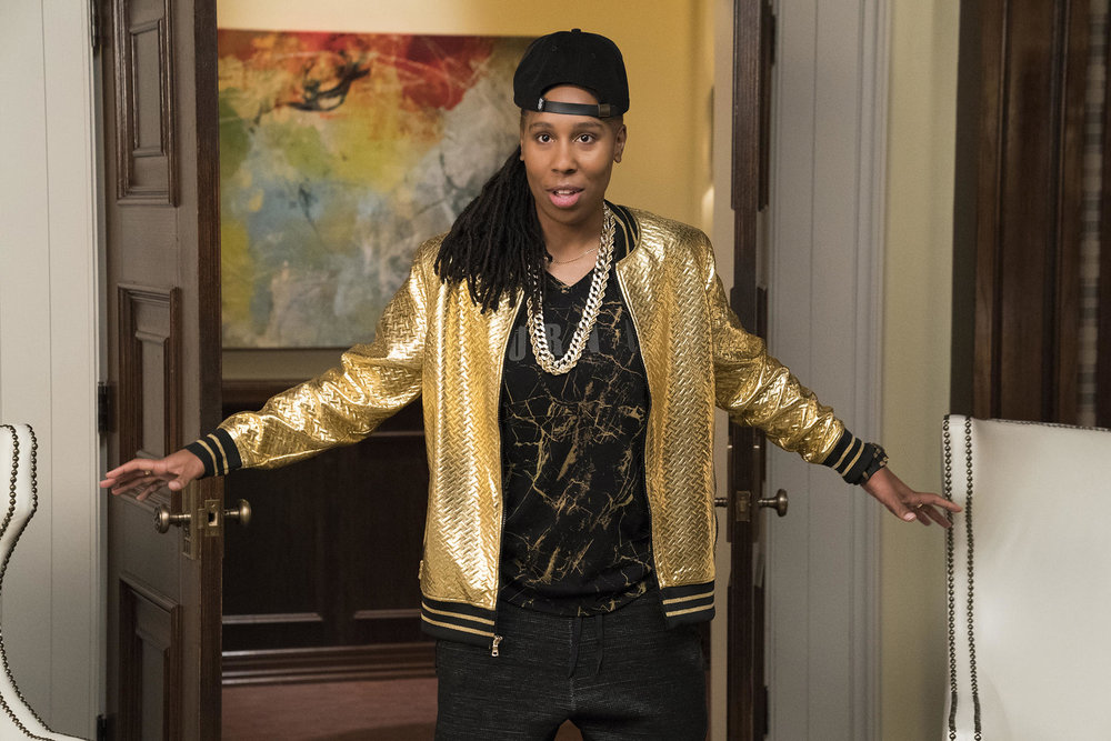 Breakout star/writer, Lena Waithe, stars in Trap House Tricks