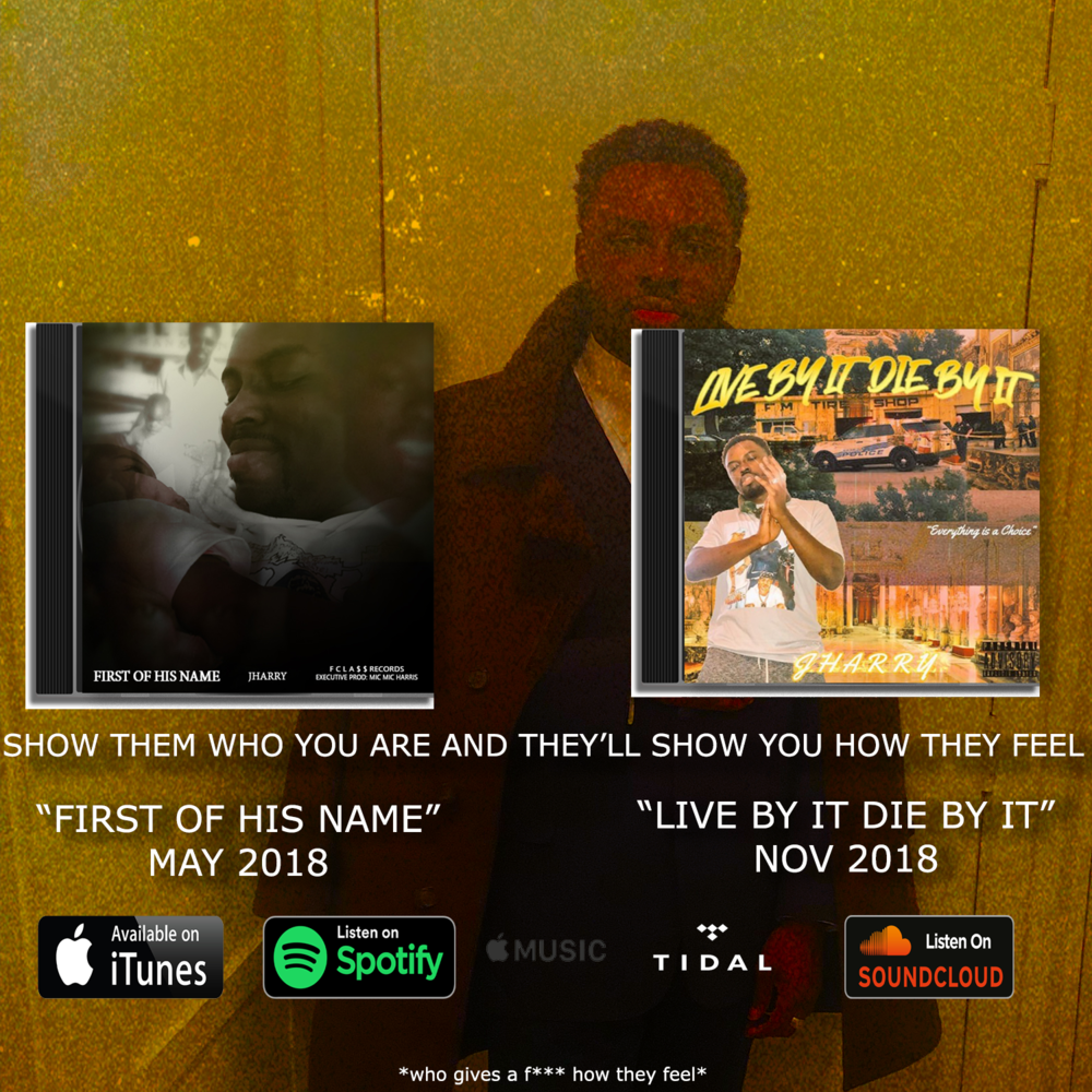 Check out my albums, available on all platforms !
