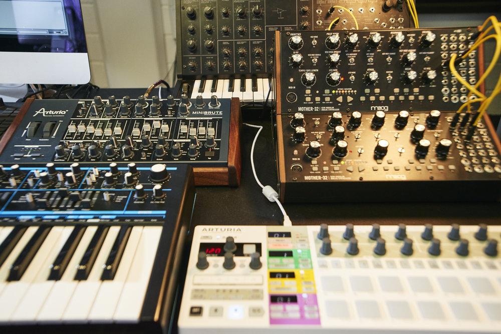 ELECTRONIC MUSIC PRODUCTION -