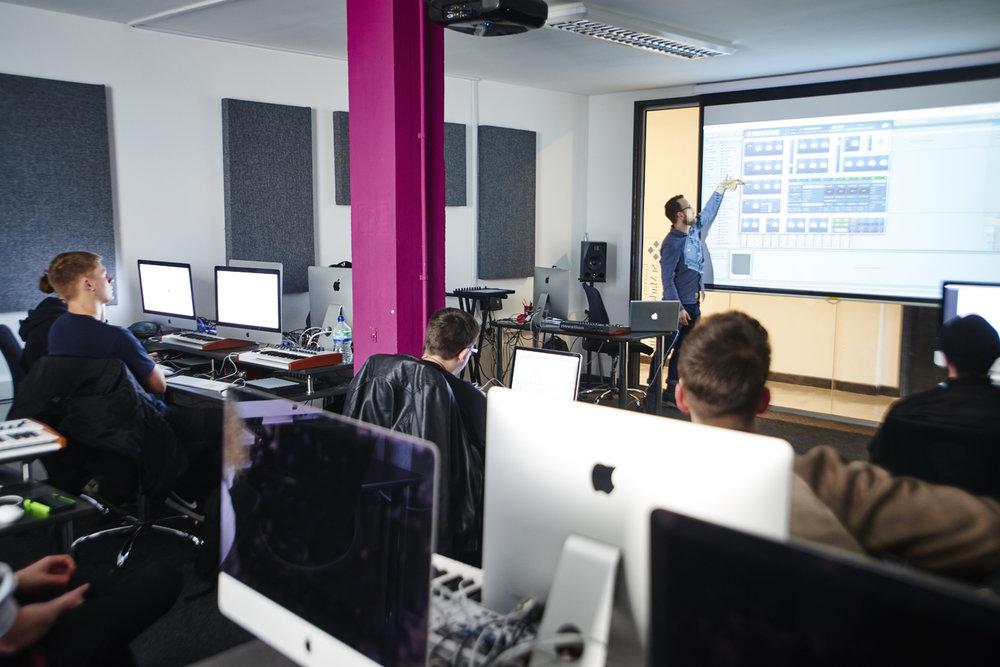 Bristol - SSL X Desk Studio