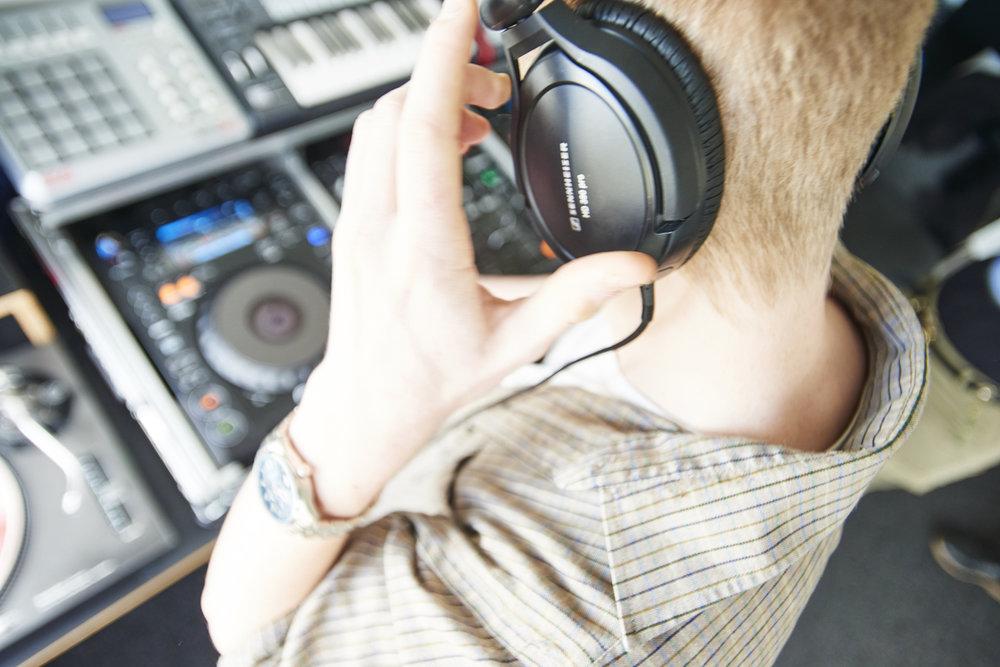 Cornwall - DJ Pod