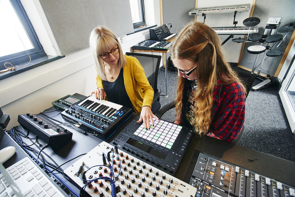 UK's Best Electronic Music Production Degree