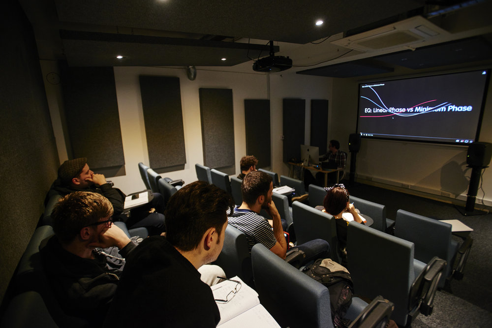 Study Electronic Production Courses with dBs Music