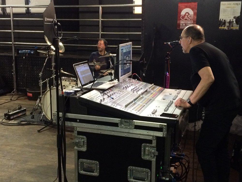live sound degree course