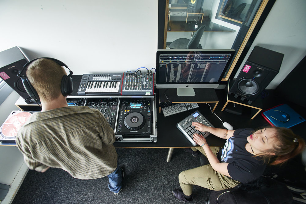 DJ Electronic Music Production Course Diploma Bristol Cornwall Plymouth