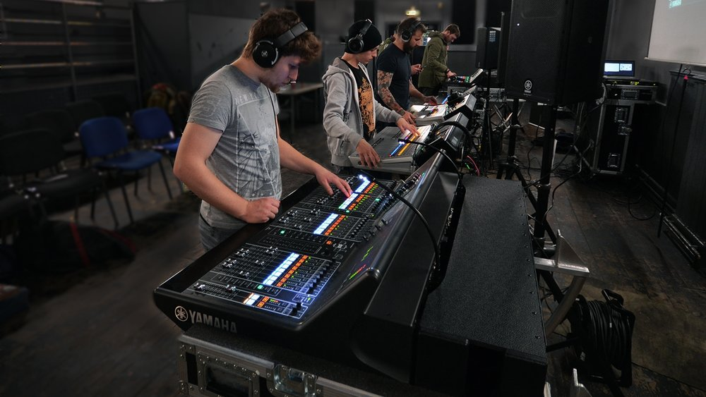 Live Sound, Songwriting and Composition Courses | Degree and Diploma Level