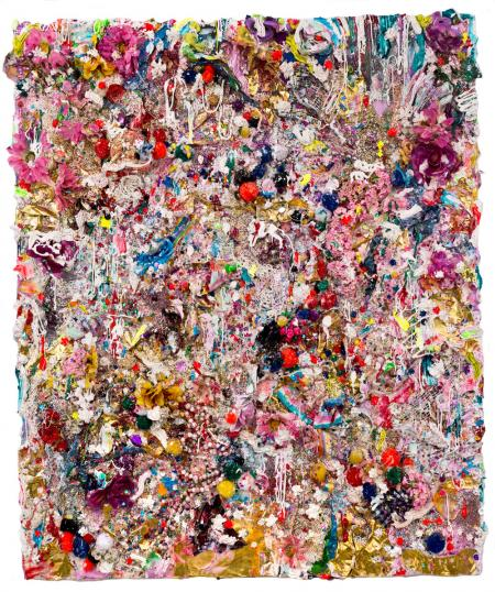 Martinez-El-Jardincito-2013-Mixed-media-on-canvas-wood-44-x-36-inches.jpg