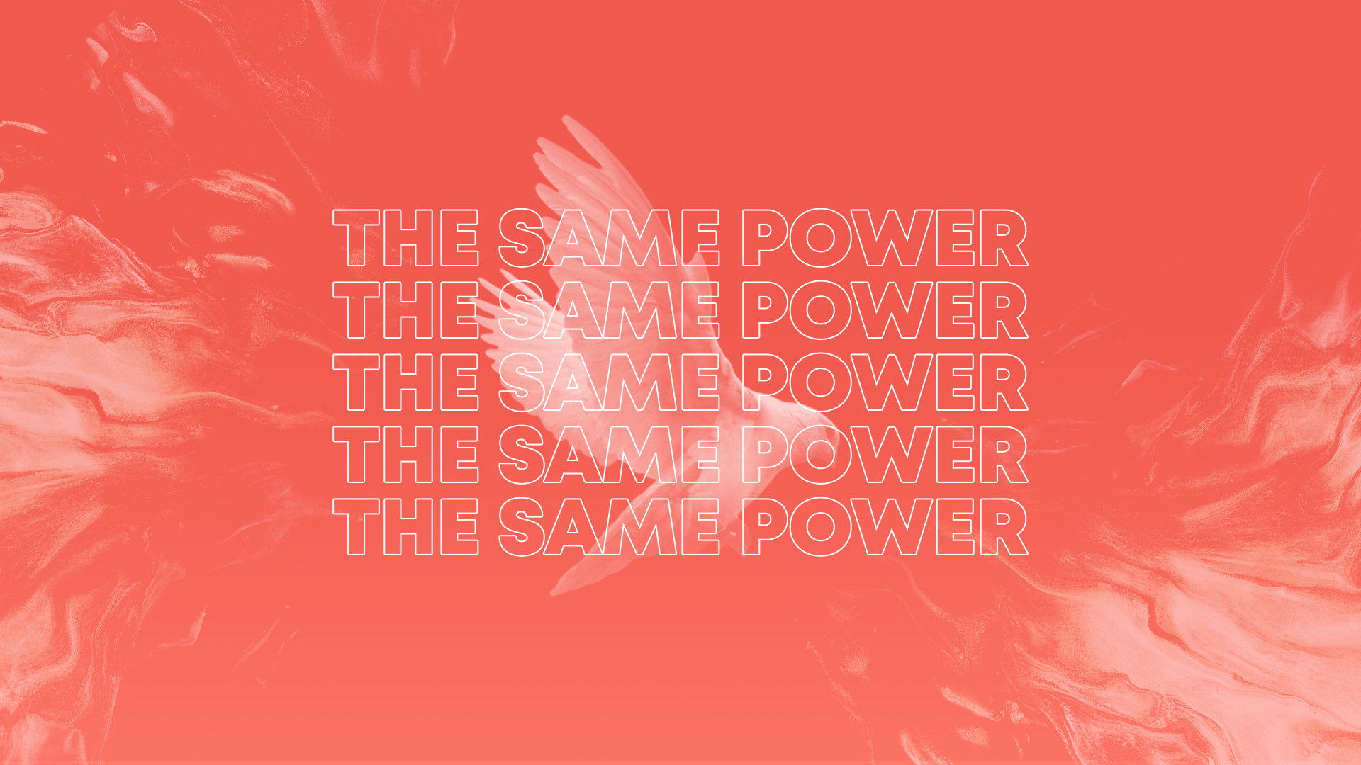 The Same Power - The Person of The Holy Spirit — Victory Faith