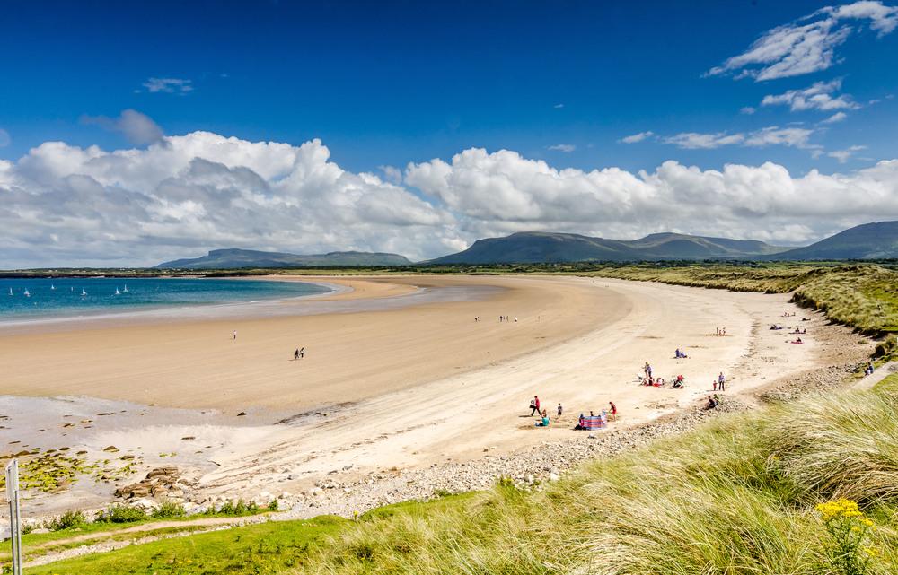 Mullaghmore Beach, Co. Sligo