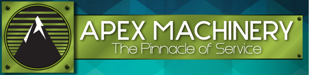 Apex Machinery Banner