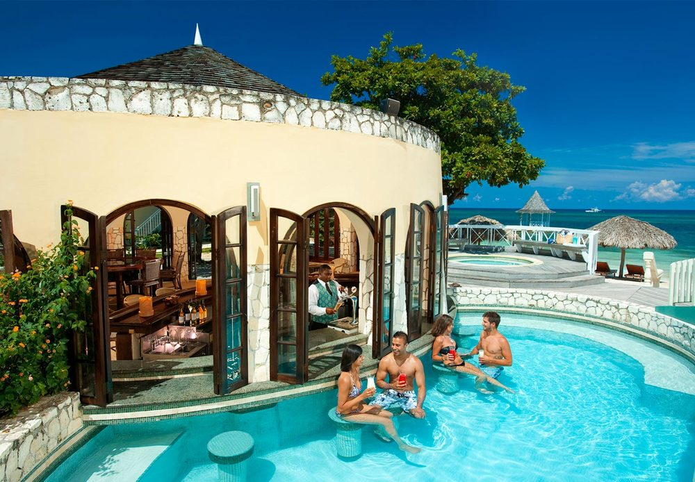 Sandals Montego Bay Honeymoon Destination