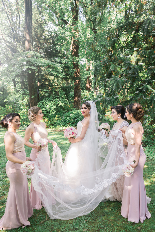 Glamorous Fairytale Wedding