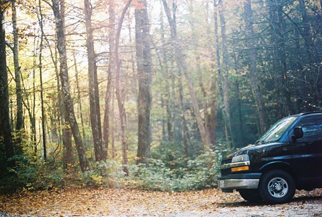 North Carolina 🍁🍂#35mm #latergram #bluehealerusa