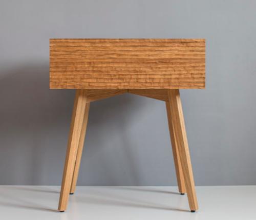 kavg mid-century bedside table — enkle designs