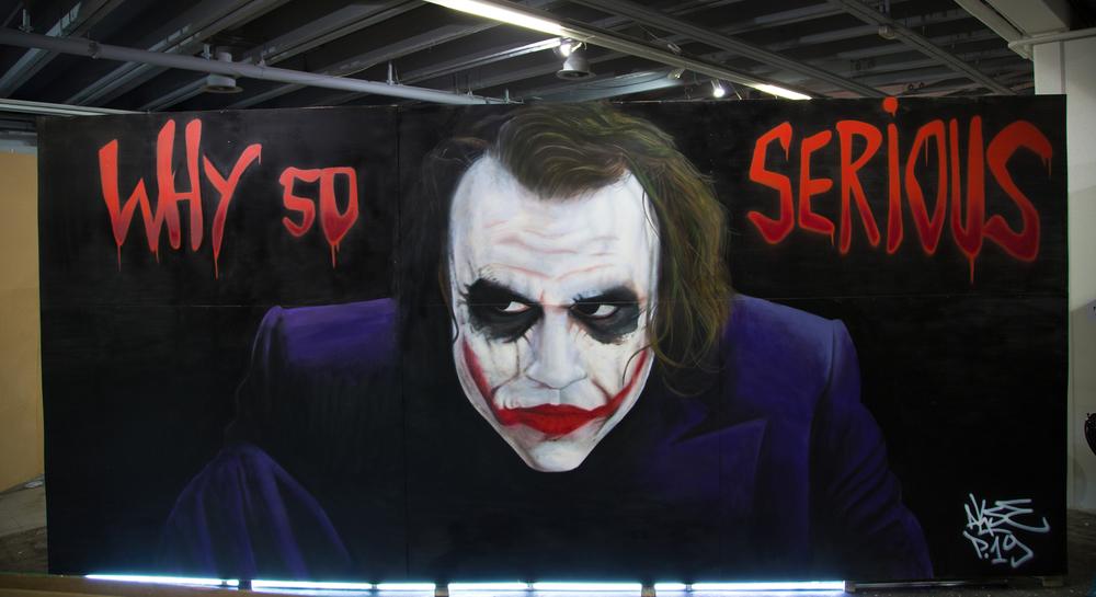 Joker In Joy Festival Brno Czech Republic  Jpg