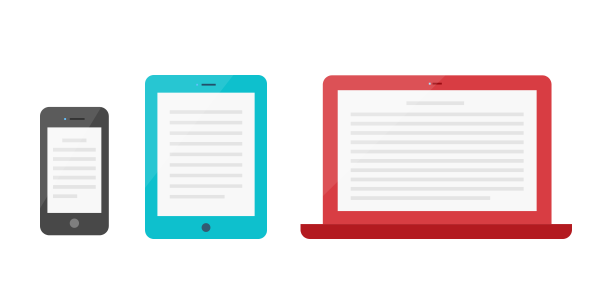Our virtual office software has responsive design and can be used on mobile phones, tablets and desktops.