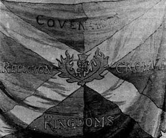One of many flags from this era.