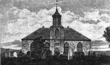 Balmaghie Church