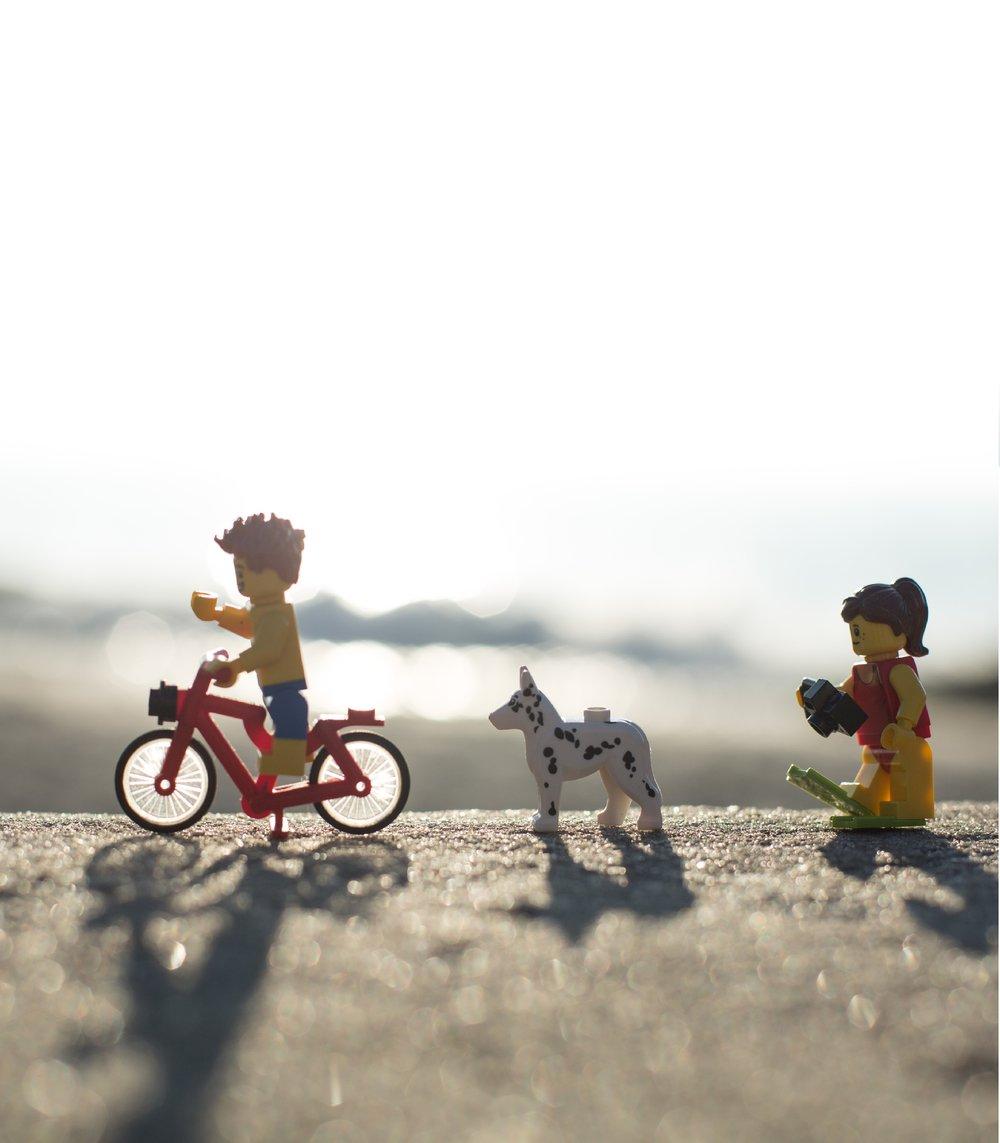 Lego Beach, 2018.