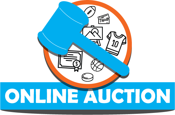 Sign up on our  Auction Event Page (via Facebook) .