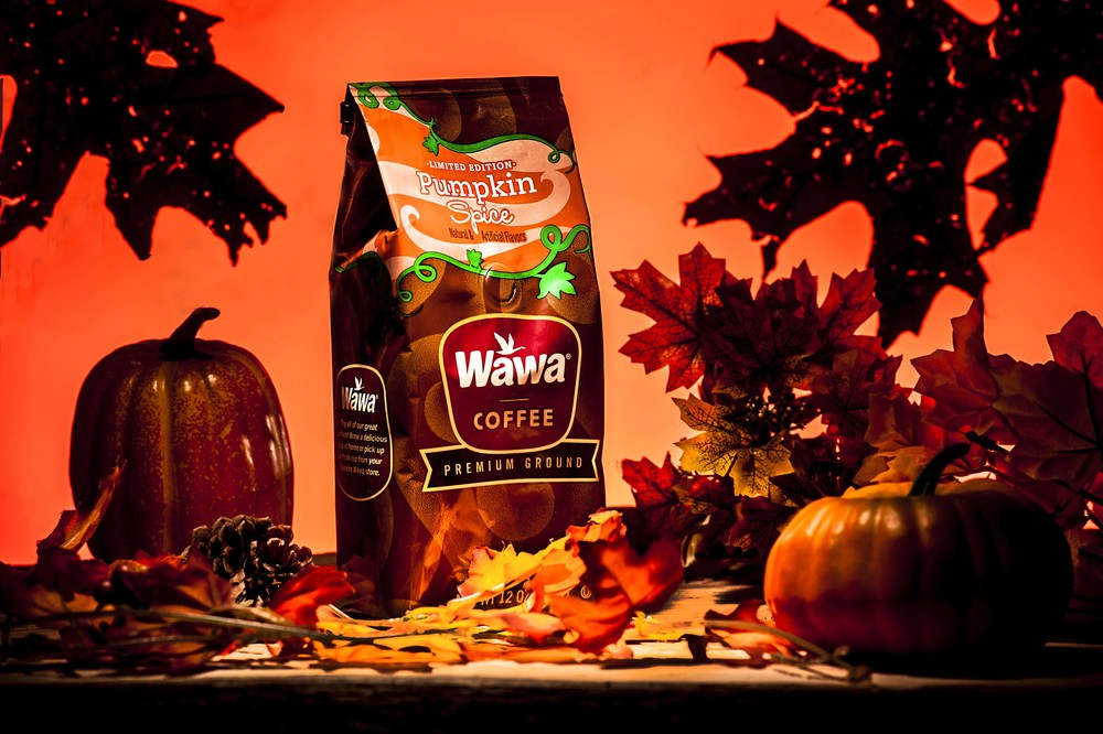 "<alt=""Jusphotography commcerical Photography Wawa pumkin spice coffee"" >"