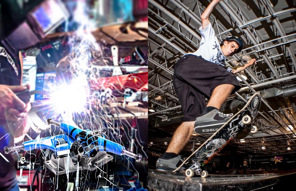 "<alt=""Jusphotography commcerical Photography Skatebaord Thunder Trucks"" >"