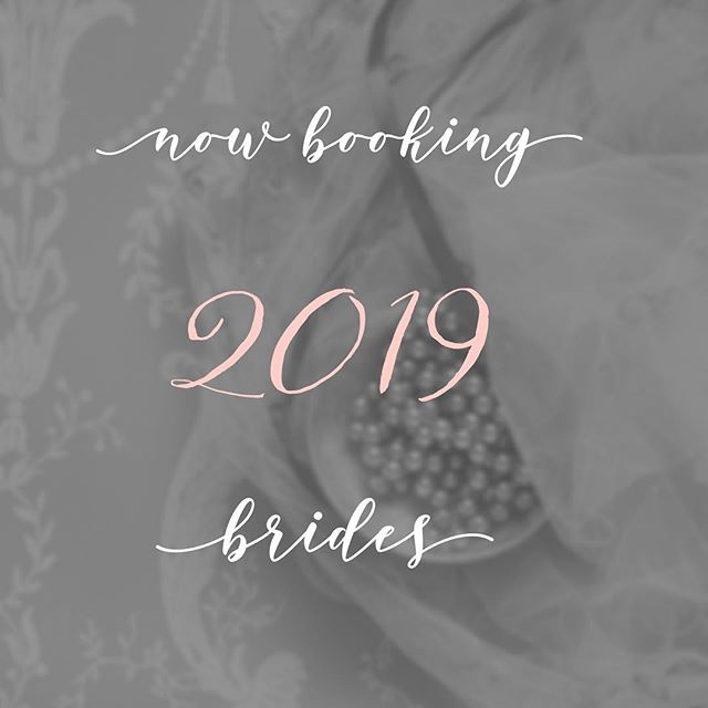 Congrats to all the newly engaged couples!!! Jennifer Thorpe Beauty is currently accepting 2019 Brides! Tag a bride to be below!!!