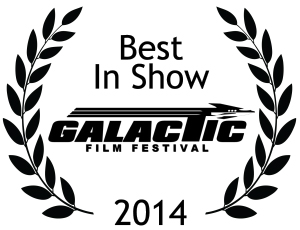 Galactic Film Fest Best In Show