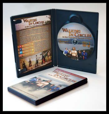 Walking In Circles Season 1 2-Disc DVD                                                         $14.99