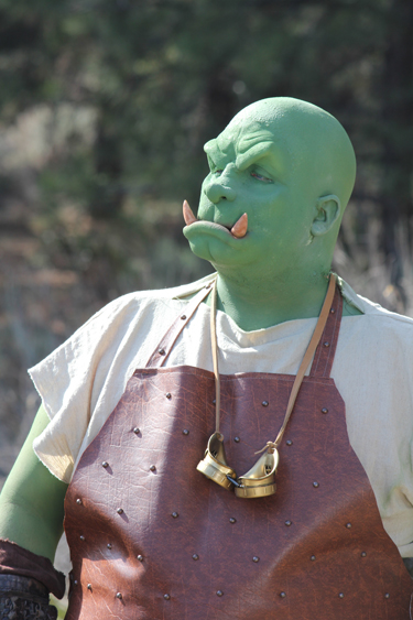 DRUSK, ORC OF SCIENCE