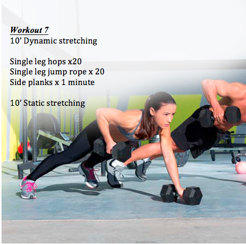 workout 7