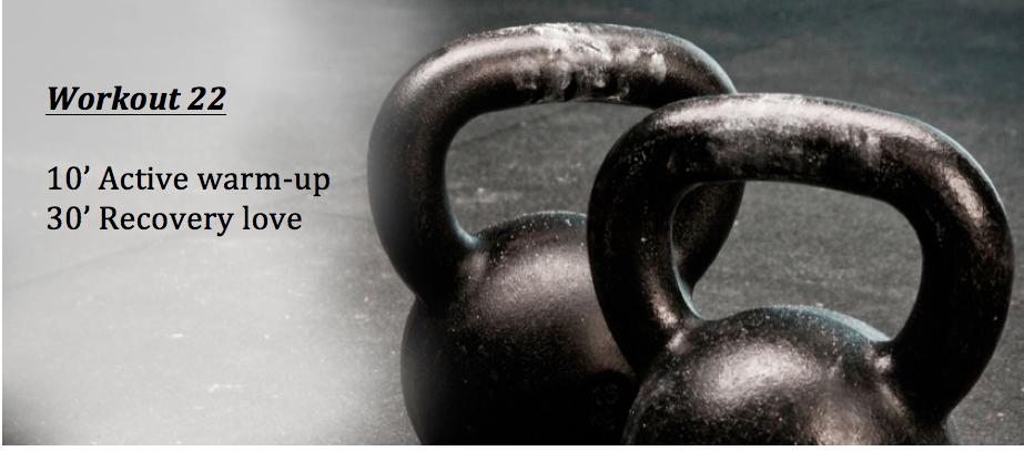 workout 23