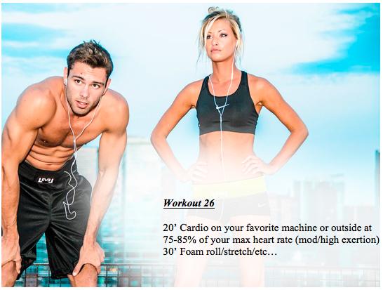 Workout 26