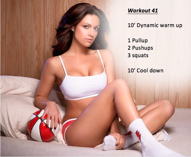 Workout 41