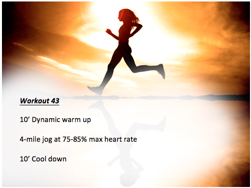 Workout 43