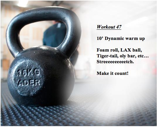 workout 47