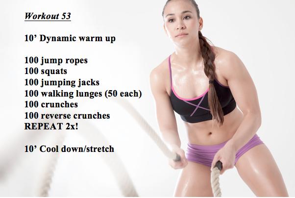 workout 53