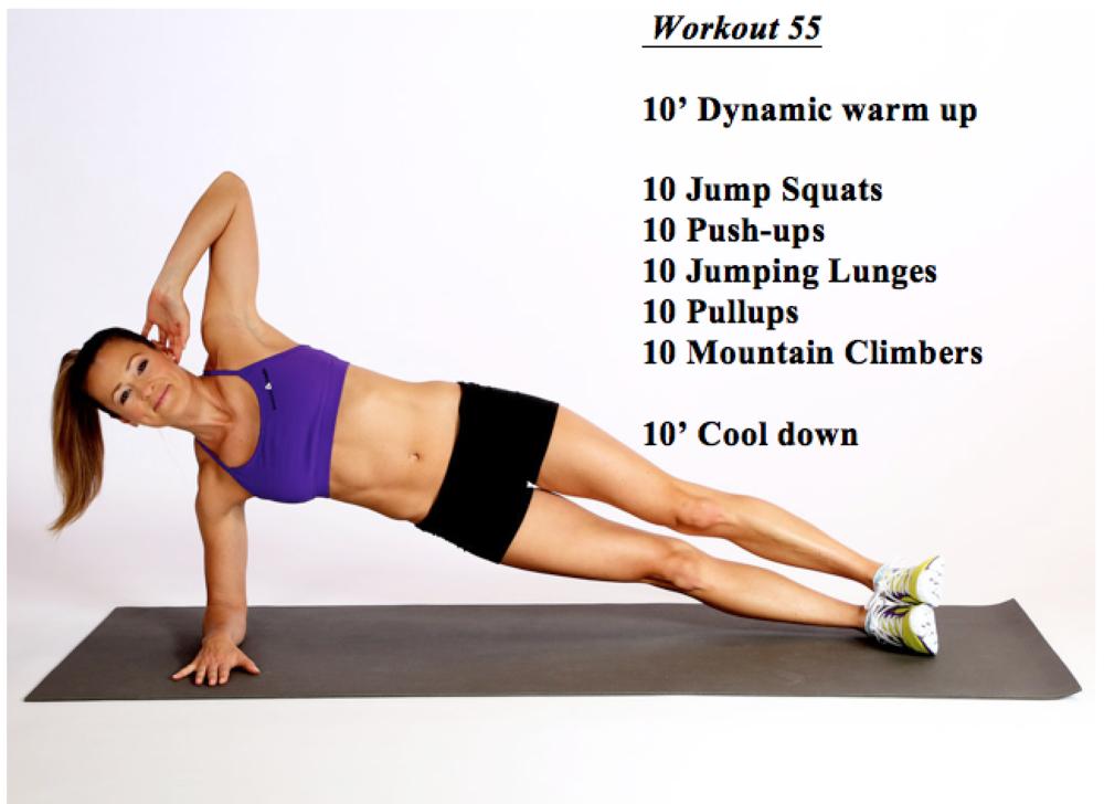Workout 55