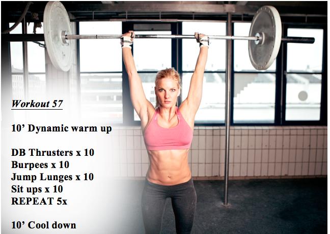 workout 57