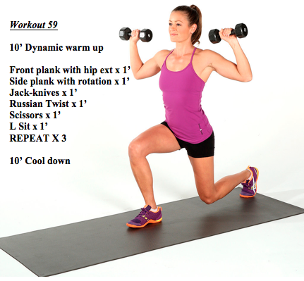 Workout 59