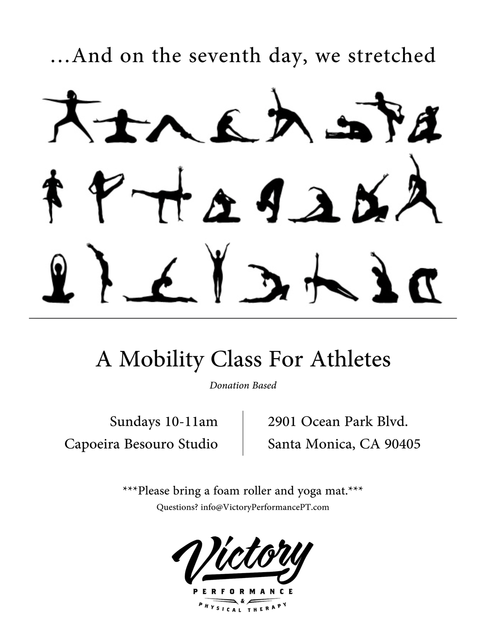 Mobility for Athletes